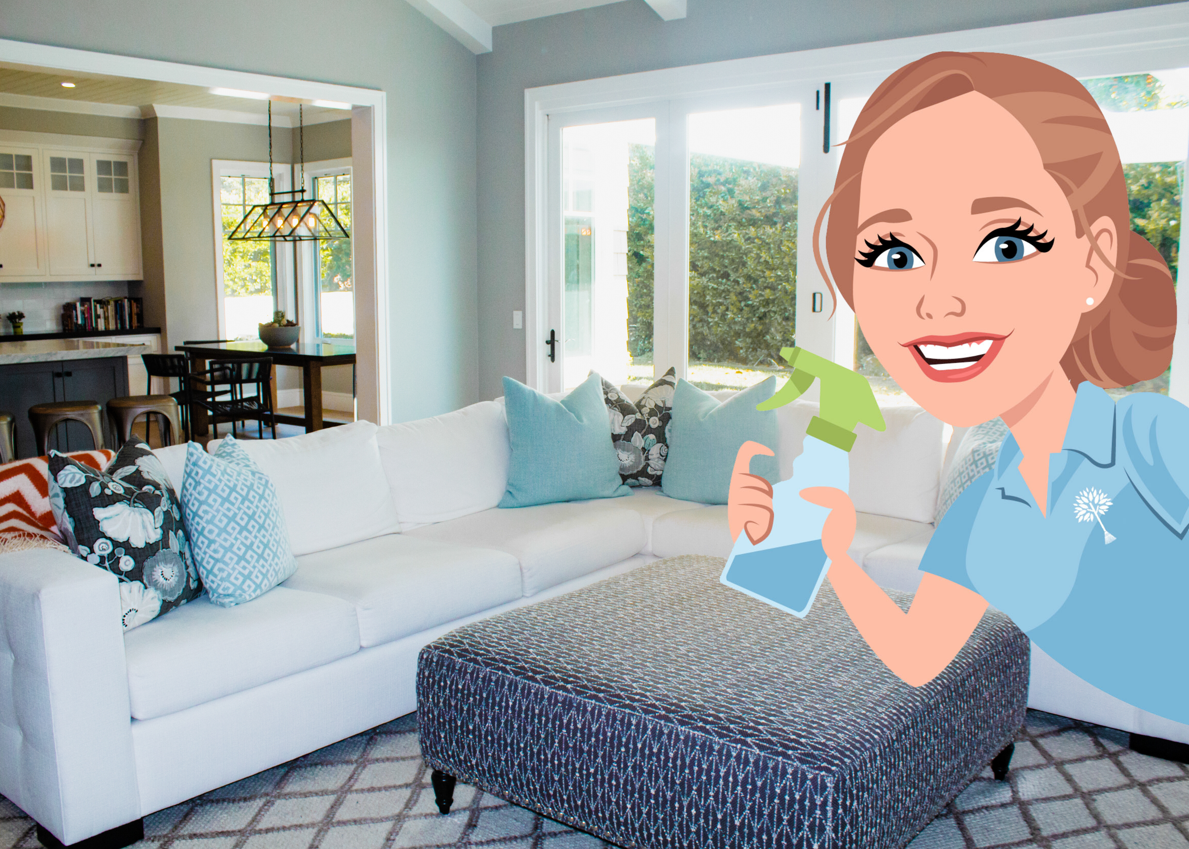 Housecleaning Irvine